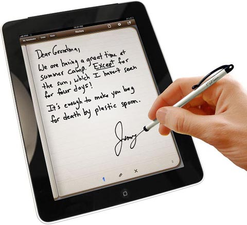 The 5 Best Writing Apps for the iPad